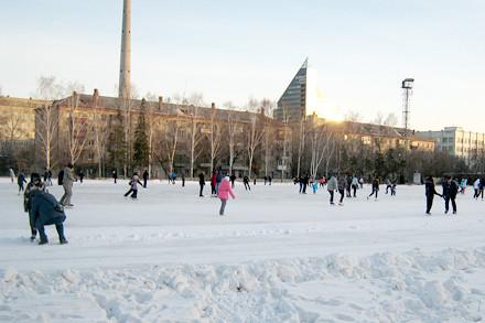 Ниже нуля: 9 открытых катков в Петербурге. Изображение № 22.