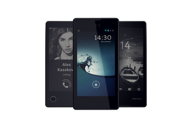 В России стартовали продажи YotaPhone. Изображение № 1.