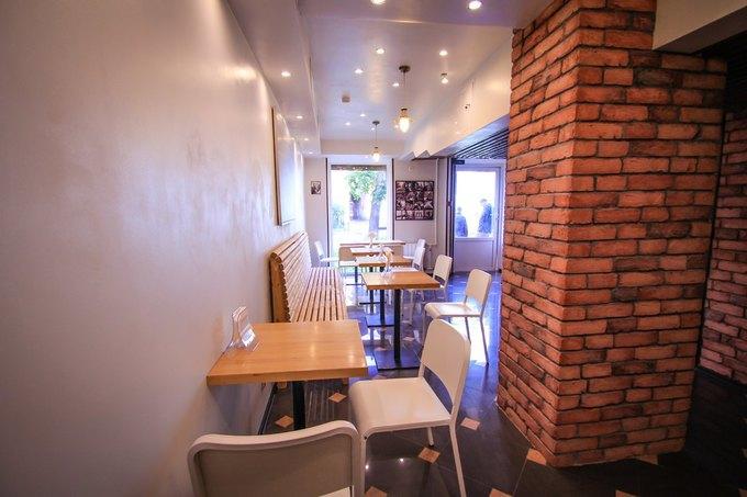 На Нарвской открылось кафе с бургерами и буррито Starsky . Изображение № 4.
