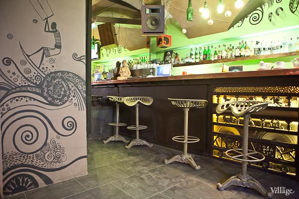 Новое место (Петербург): 360 Riders Bar. Изображение № 11.