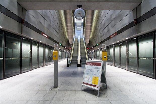 Как метро Нью-Йорка, Мельбурна, Сеула стало безопасным видом транспорта . Изображение № 13.