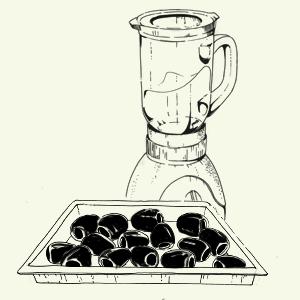 Завтраки дома: Бейгл с лососем иартишоками ибрускетта изресторана «Уголёк». Изображение № 3.