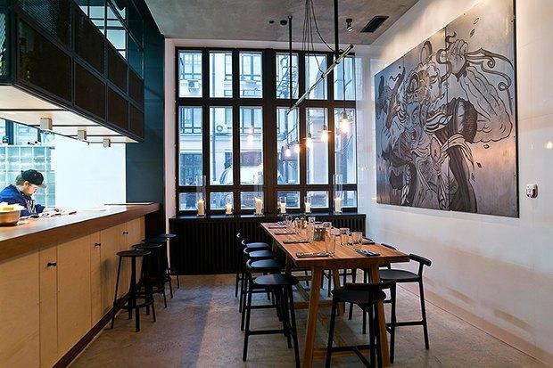 8новых и5обновлённых кафе, баров иресторанов февраля. Изображение № 12.