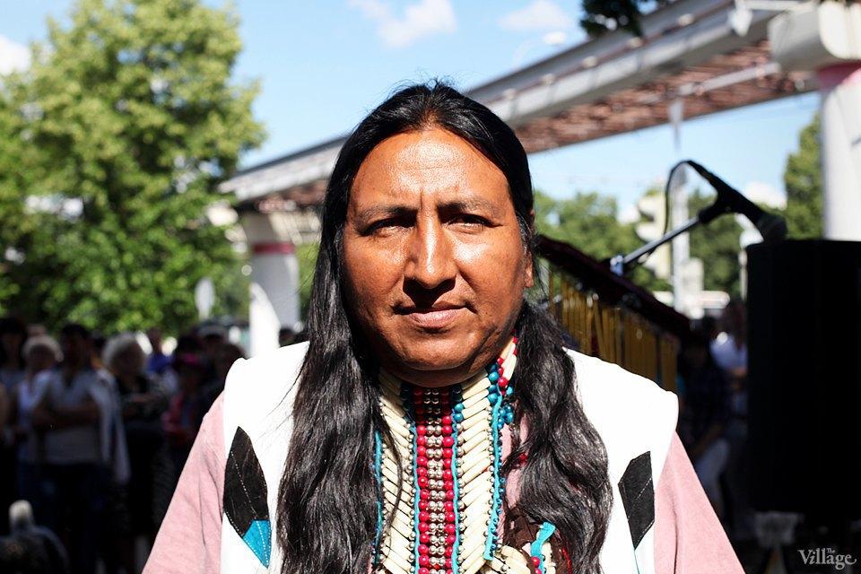 Гости столицы: Как вМоскве оказались индейские музыканты. Изображение № 23.