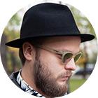 Внешний вид: Владимир Ковановский, музыкант и блогер. Изображение № 17.