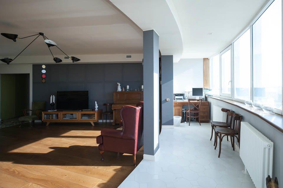 Просторная квартира для семьи. Изображение № 22.