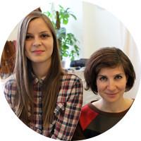 Держать марку: Евгения Федоровская и Елена Попова, владельцы магазина Click-boutique. Изображение № 2.