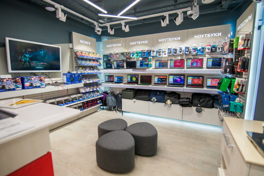 МТС и«М.Видео» открыли в столицеРФ общий магазин