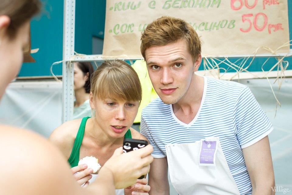 Люди в городе: Гости второго городского маркета еды. Изображение № 25.