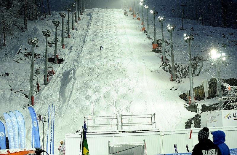 Дорога на Эльдорадо: Карта Олимпиады в Сочи. Изображение № 36.