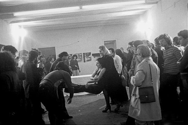 Гости столицы: Марина Абрамович осмерти, снахи Леди Гаге . Изображение № 18.
