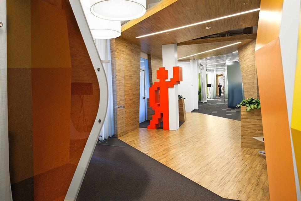 Новый этаж штаб-квартиры «Яндекса». Изображение № 2.