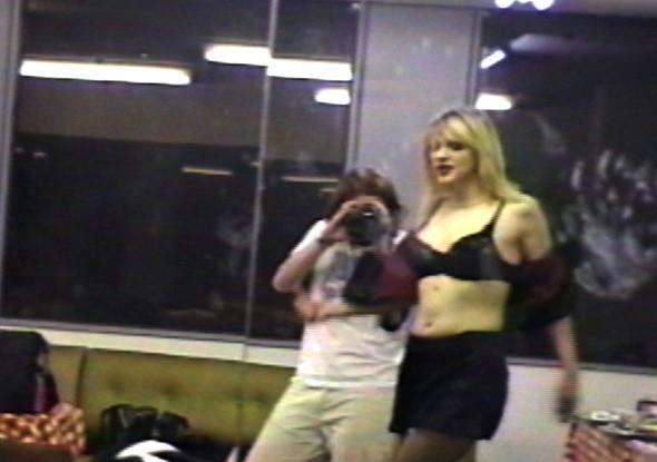 Кадр из фильма «Hit so hard: школа жизни Патти Шемель». Изображение № 3.