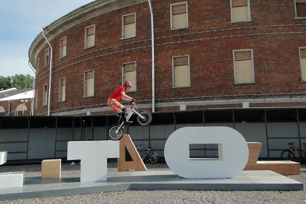 Фоторепортаж: Велопробег «За велогород». Изображение № 38.