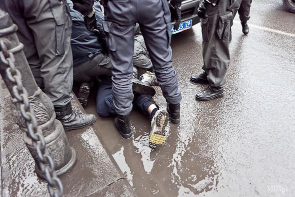 Онлайн-трансляция (Петербург): Митинги за честные выборы. Изображение № 54.
