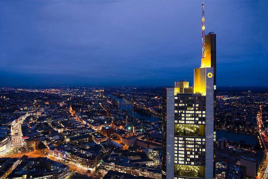 Продажи вверх: 10 самых дорогих небоскрёбов корпораций. Изображение № 9.