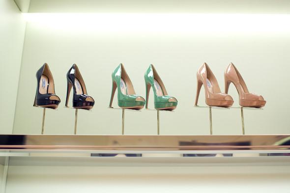 Магазин Prada в «Крокус Сити Молле». Изображение № 17.