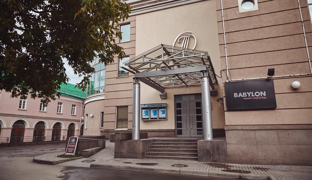 Театральный центр «На Страстном», Страстной бул., 8а. Изображение № 55.