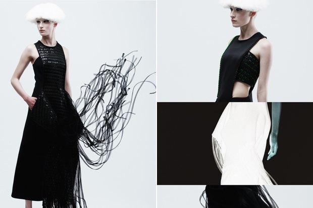«Схемы гравитационной силы чёрных дыр дали начало построению лекал»— молодые дизайнеры оновой моде. Изображение № 3.