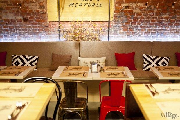Кафе Meatball Heaven. Изображение № 8.