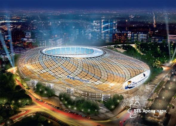 Проект реконструкции стадиона «Динамо». Изображение № 7.