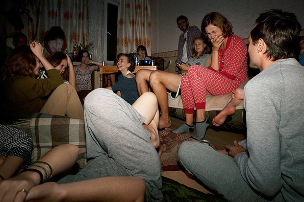 Эксперимент The Village: Каково жить в резиновой квартире. Изображение № 3.