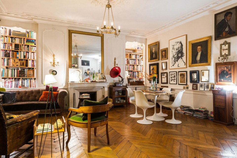 Квартиры мира: Париж. Изображение № 2.