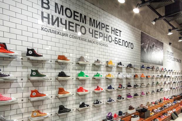 Новости магазинов: ЦУМ, «Цветной», Bosco Pi, Podium Market, Converse, adidas Originals, Zara . Изображение № 9.