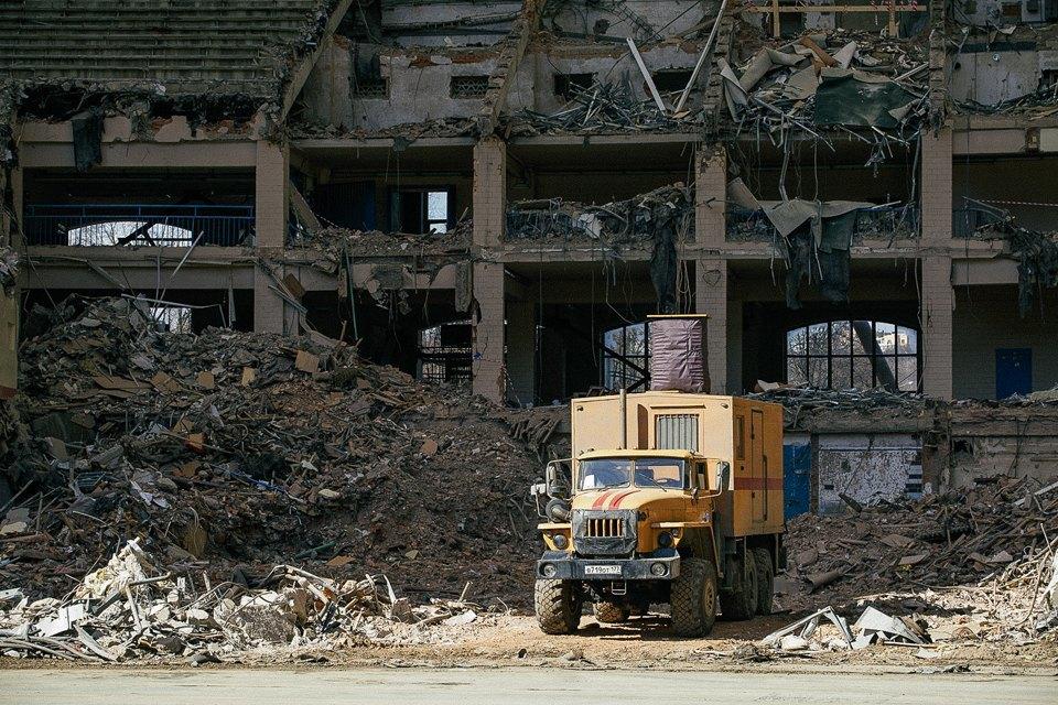Как сейчас выглядит стадион «Лужники». Изображение № 7.