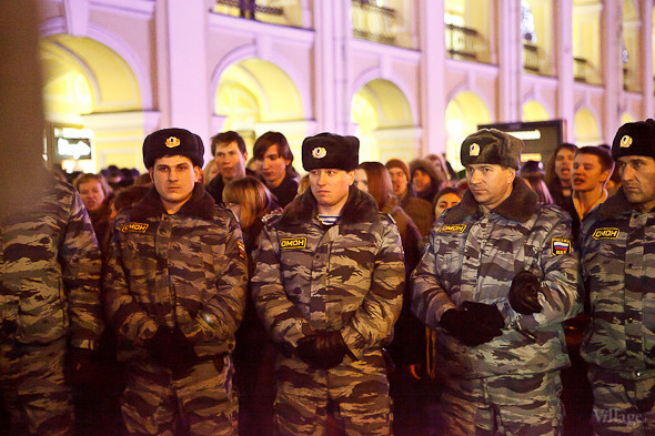 Хроника выборов: Нарушения, цифры и два стихийных митинга в Петербурге. Изображение № 34.