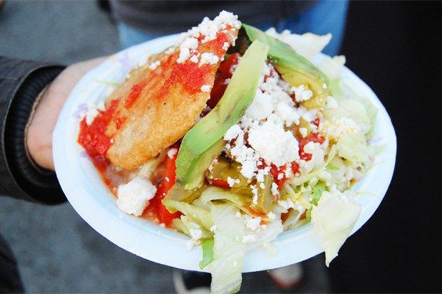 Как фестиваль фургонов с едой помогает выжить мобильным кафе в Сан-Франциско. Изображение № 2.