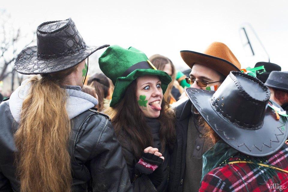 Люди в городе: Участники парада вчесть Днясвятого Патрика. Изображение № 18.