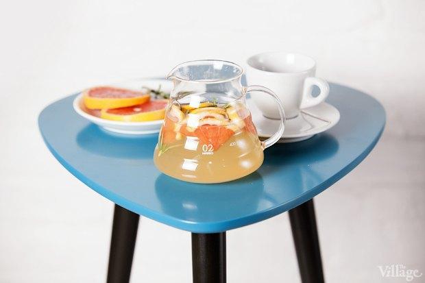 Чай «Грейпфрут-розмарин» — 250 рублей. Изображение № 12.
