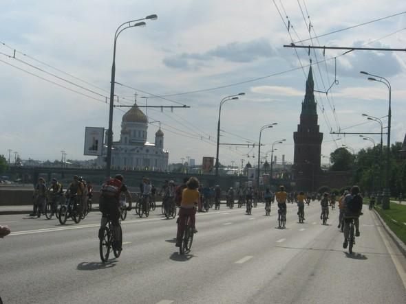 Велопарад Let's bike it!: Чего не хватает велосипедистам в городе. Изображение № 26.