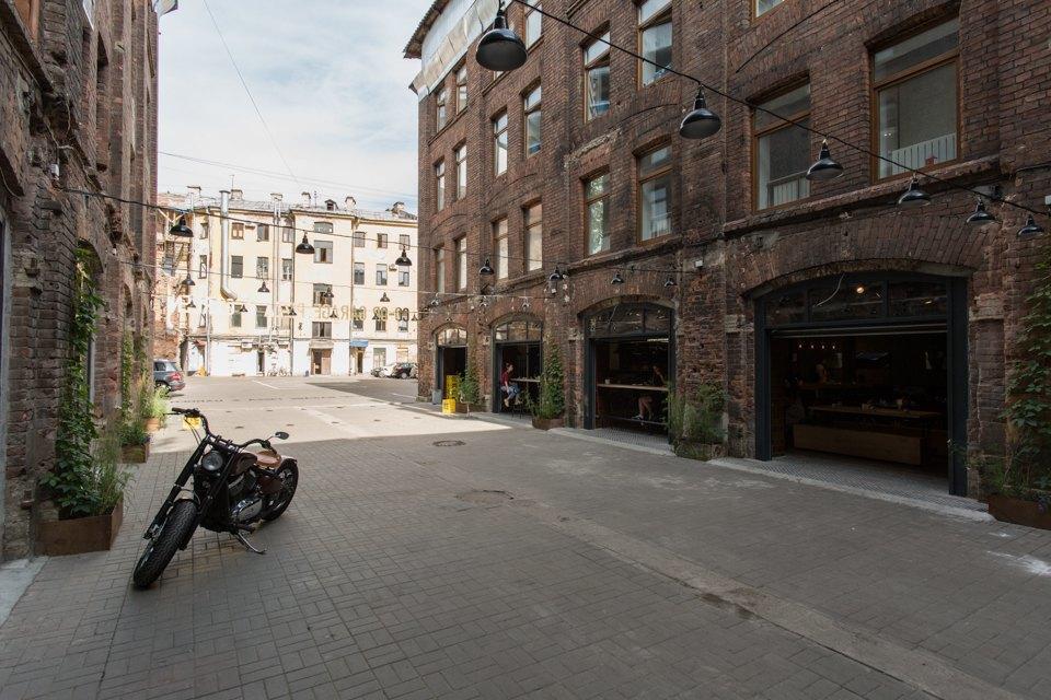 Co-op Garage наГороховой улице . Изображение № 2.