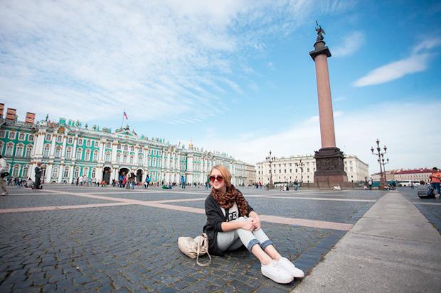 Эксперимент The Village: Самые популярные места для фотографий из Петербурга. Изображение № 49.