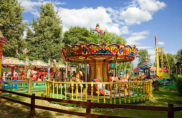Карусель-карусель: 6 московских парков аттракционов. Изображение № 77.