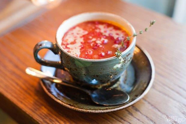 Брусничный чай – 210 рублей. Изображение № 26.