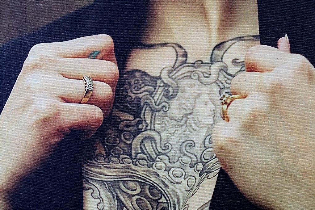 Lion Tattoo: Поможет ли новому тату-салону мобильное приложение. Изображение № 4.