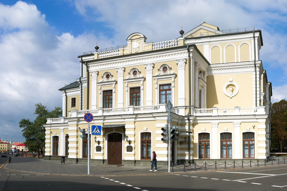 3 прогулочных маршрута по Минску . Изображение № 44.