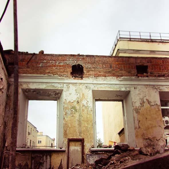 В зоне риска: жилой дом в Большом Козихинском переулке. Изображение № 6.