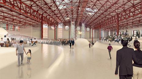 В Бахметьевском гараже осенью откроется Музей толерантности. Изображение № 12.