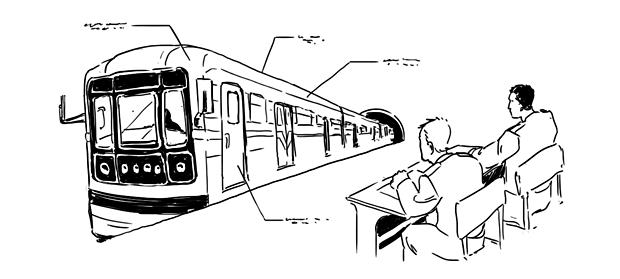 Как всё устроено: Машинист метро. Изображение № 1.