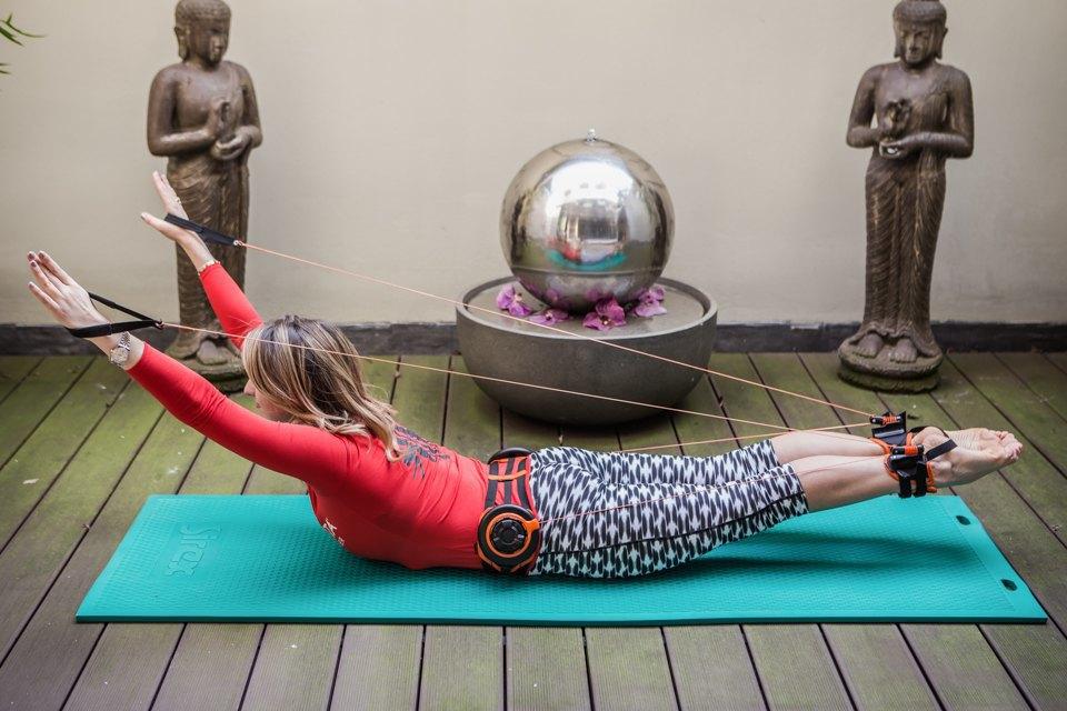 Как бывшая спортсменка открыла студию пилатеса вАмстердаме. Изображение № 8.