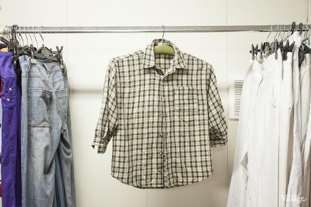 Рубашка Benetton — 300 рублей. Изображение № 154.