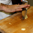 Время есть: Репортаж с мастер-класса в кулинарном ателье Comme Un Chef ресторана Carre Blanc. Изображение № 5.