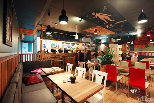 Вегетарианская Москва: 10 кафе, ресторанов исервисов доставки. Изображение № 77.
