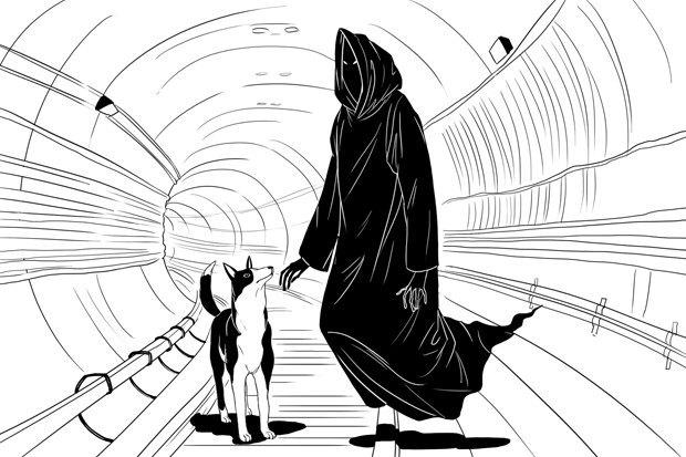 Как всё устроено: Обходчик путей в метро. Изображение № 2.