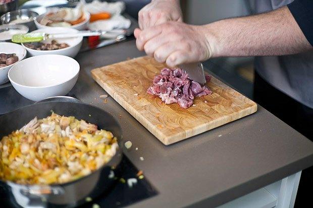 Шеф дома: Грузин и итальянец готовят по рецептам бабушек. Изображение № 105.