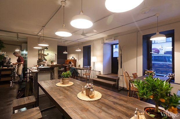 Новое место: Кафе-бар «Картофель с грибами». Изображение № 4.